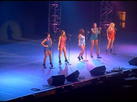 The Saturdays- Forever Is Over- Live video