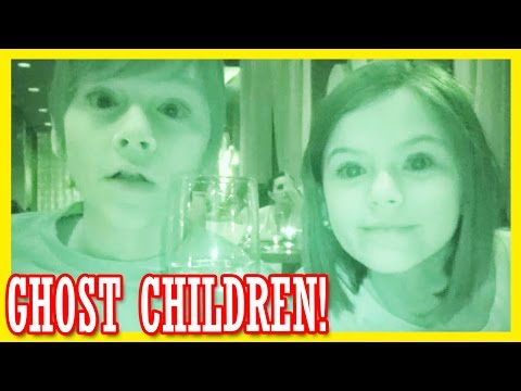 Creepy Ghost Children!!  |  Kittiesmama video