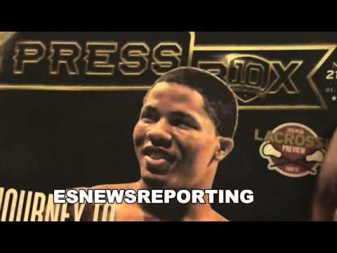 gervonta tank davis future superstar - EsNews Boxing