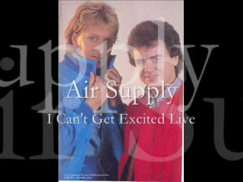 Air Supply - I Can