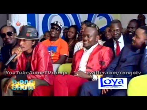 b-one Show, Esobe, Sai Sai, Mpaka Lowi, DJ Abdoul, Gedeon