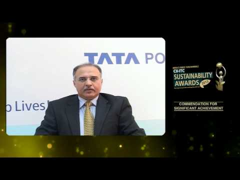 India's Most Sustainable - The Tata Power Company Ltd