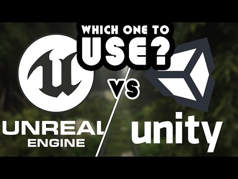 Unity 3D vs. Unreal Engine   Comparing Workflow. Graphics and MORE!