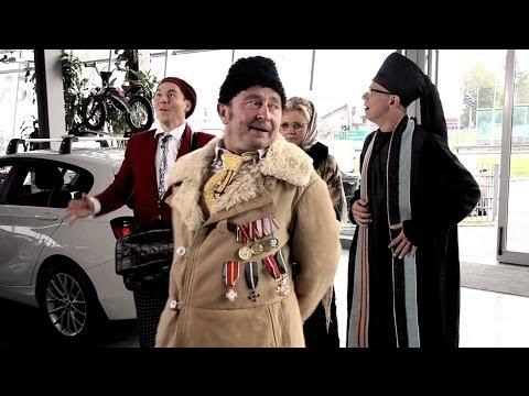 Wielki Spadek - Kabaret Pod Wyrwigroszem
