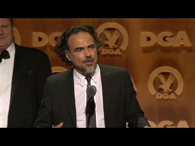 Alejandro González Iñarritu recebe Directors Guild of América pelo 2.° ano consecutivo
