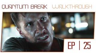 Quantum Break Show - Episode 4 [100% Collectibles Walkthrough]