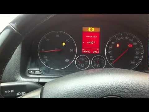 2006 VW Jetta TDI Problem (BRM) Part 1