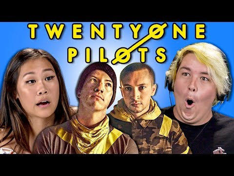 GENERATIONS REACT TO TWENTY ONE PILOTS (Jumpsuit, Nico and the Niners)