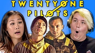 Generations React To Twenty One Pilots Jumpsuit Nico And The Niners