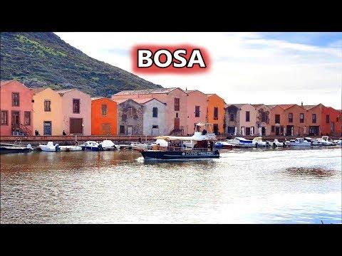 Bosa ~ uno dei Borghi più Belli d'Italia ~ 02 Aprile 2018   Viaggiare in Sardegna