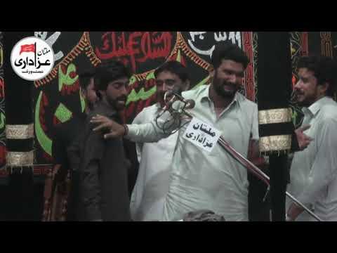 Zakir Nadir Ali Nasir I  Majlis 29 Muharram 2018 I Qasida And Masiab I