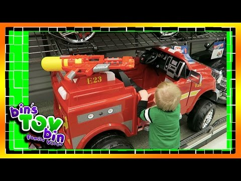 TOY HUNT at Toys R Us!!! 5.18.2016 | Bins Toy Bin Daily Vlog