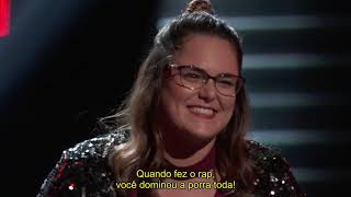 The Voice 2019 Blind Auditions - Kim Cherry - Scrubs [LEGENDADO]