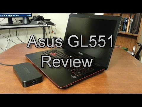 Asus GL551 (860m + SSD) Review - Theje's Notebook Reviews