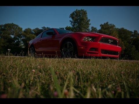 2013 ROUSH RS V6 MUSTANG DUB RS3 13 CAMARO SHELBY.mpg