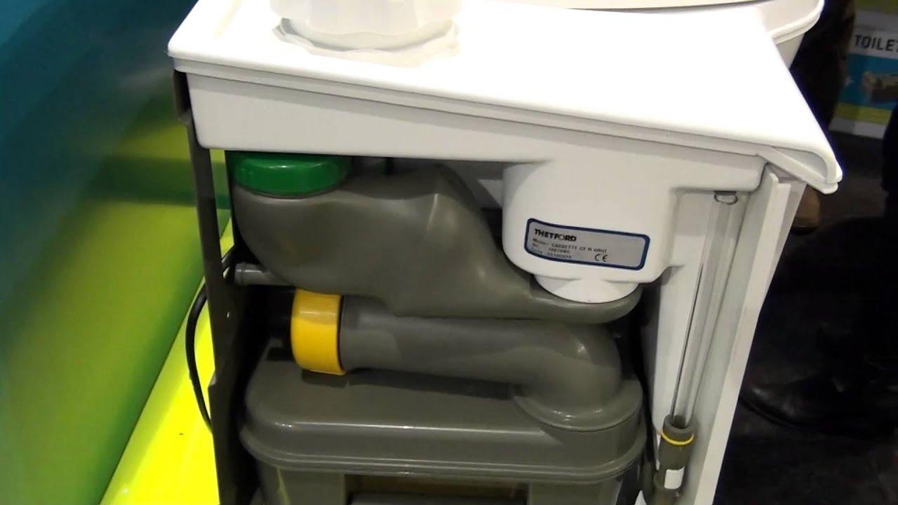 Thetford cassettetoilet c2 youtube - Opnieuw zijn toilet ...