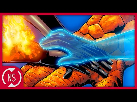The REAL Origin of the Fantastic Four! | Comic Misconceptions