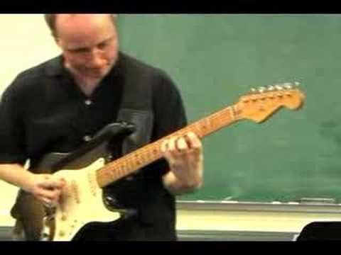 Bruce Arnold Trio Live at NYU Summer Guitar Intensive 05