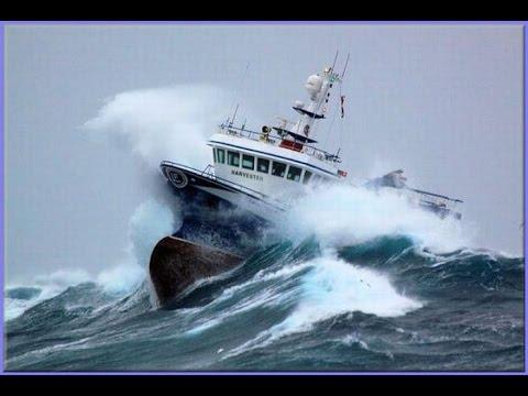 ввиду приближающейся бури беспокоились о рыбаках находившихся в море