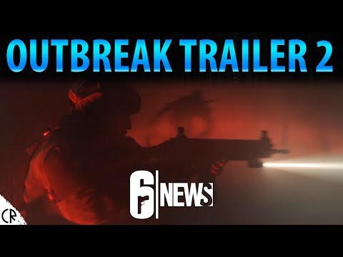 #2 Outbreak Cinematic Trailer - Operation Chimera - 6News - Tom Clancy's Rainbow Six Siege