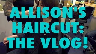 Allison Cut Off All Her Hair Not Clickbait Ft Just Between Us