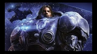 Starcraft 2 Wings of Liberty - minerals on fire