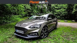 Ford Focus Active X 2019 Review & Road Test