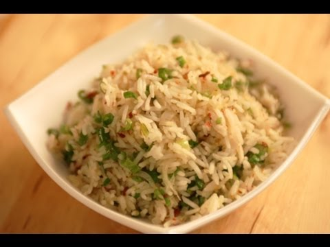 HERBED SPRING ONION RICE