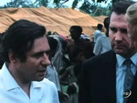 Bangladeshi Refugee camp in India