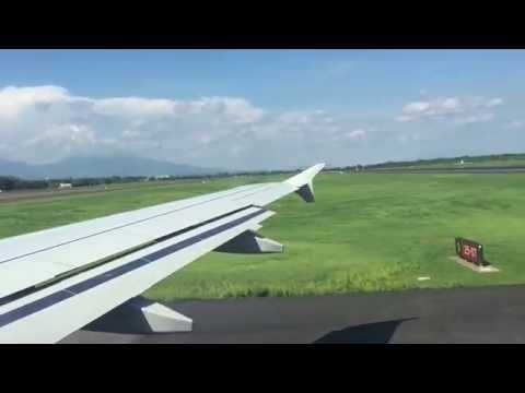 Aterrizaje de VECA 1226 en El Salvador (MSLP) desde Int'l Juan Santamaría, Costa Rica (MROC/SJO)