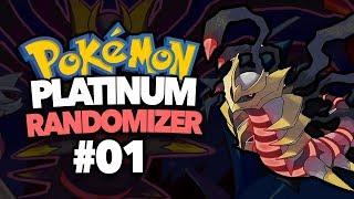 this is gonna end me. | Pokémon Platinum Randomizer (Part 1)