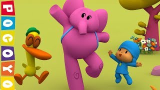 LETS GO POCOYO season 3 | cartoons for children | 60 minutes with Pocoyo! (3)