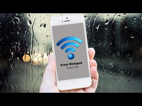 Creare un Hotspot Wi-Fi con iPhone 5 GRATIS