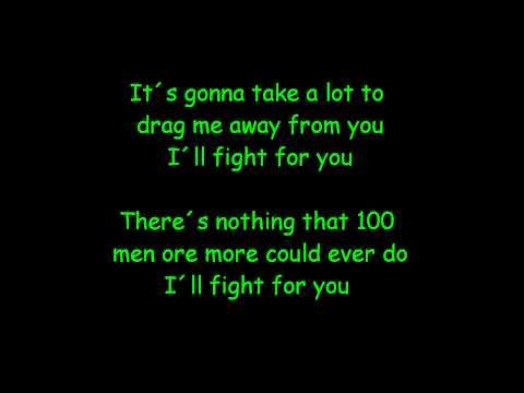 Jason Derulo - Fight for you Original (lyrics)