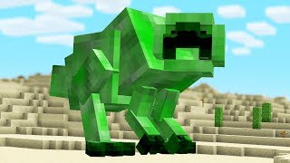We brought Minecraft's 5 OLDEST Mobs back to Life