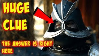 Huge Clue  Who Wins The Game Of Thrones Game Of Thrones Season 8  End Game Theory Kills The Mountain