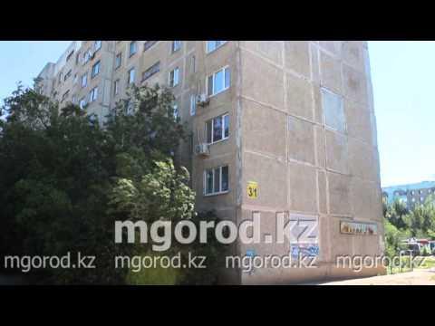 Задержание в Уральске, 4 микрорайон