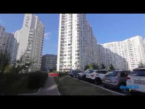 Обзор Осокорков - Осокорки - район Киева видео