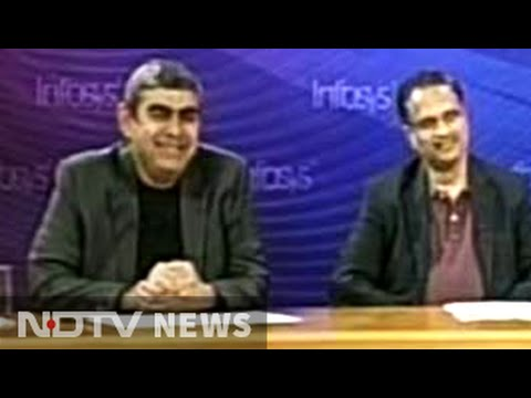 Infosys CEO Vishal Sikka explains Q2, CFO change