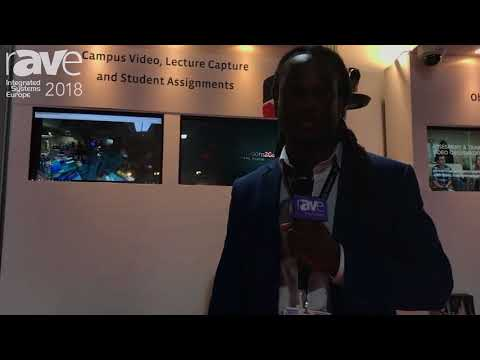 ISE 2018: Presentations2Go Exhibits Full Presentation System with 360º Video Support