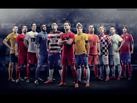 WORLD CUP 2014 - ARE YOU READY?