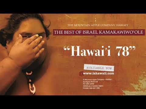 Israel Kamakawiwoole - Hawaii 78