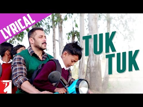Lyrical: Tuk Tuk Song With Lyrics | Sultan | Salman Khan | Anushka Sharma