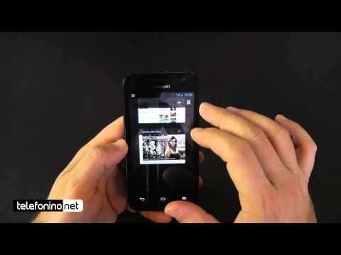 Huawei Ascend G330 videoreview da Telefonino.net