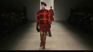 KTZ - London Fashion Week (LFW) - Autumn Winter 2012-013 - Full Fashion Show