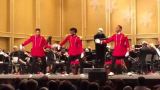 "Orchestra Plays ""The Nutcracker"" While A Group Of Hip-Hop Dancers Slay It !"