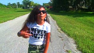 "Baby Kaely ""RIDE IT"" AMAZING 8 YEAR OLD KID RAPPER!!!"