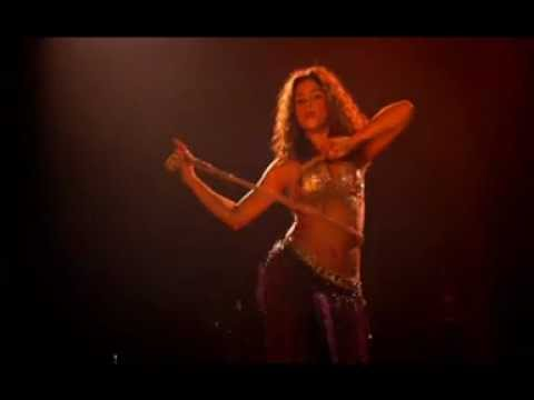 Shakira -belly Dance-( Danza Del Vientre, El Baile De La Cuerda) video