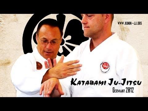 KATABAMI JU-JITSU - GERMANY 2012 / PART 3