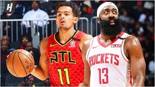 Houston Rockets vs Atlanta Hawks - Full Game Highlights | January 8, 2020 | 2019-20 NBA Season